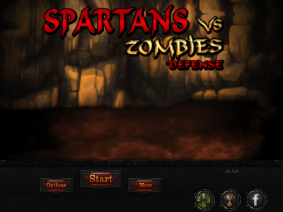 Quirky App Of The Day: Spartans VS Zombies Defense Is An 'Epoch' Battle