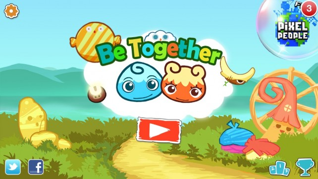 It's Time To Be Together For Valentine's Day With This Cute Puzzler