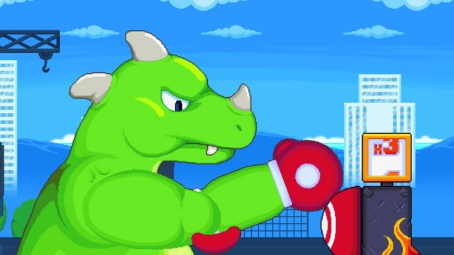 Roar Rampage Smashes Its Way To The App Store