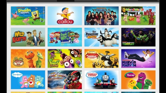 Hulu Plus Introduces Kids Lock On The iPad
