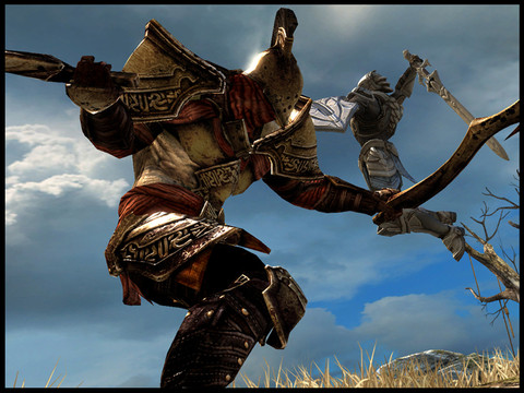 Hack And Slash Toward The App Store And Get Infinity Blade Now For Absolutely Free