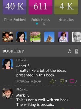 Kobo Books For iOS Updated With Redesigned Annotations Page And Other Improvements