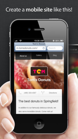GoDaddy Acquires Mobile Website Creation And Management App M.dot