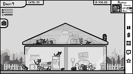 The Sims Meets Pokemon Meets Cats In Super Meat Boy Creator's Mew-Genics