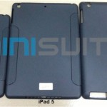 Purported iPad 5 Case Suggests Thinner Design Similar To iPad Mini