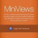 Read And Write Book Reviews That Are Short And Sweet With MiniViews
