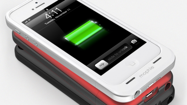 Mophie Launches New Generation Of Juice Pack Air Battery Case For iPhone 5