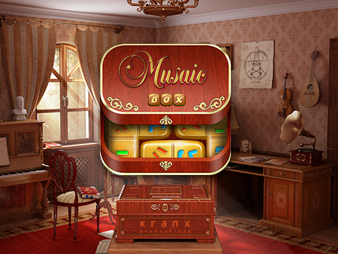 Make Beautiful Music By Solving Beautiful Puzzles In Musaic Box HD
