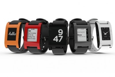 Mossberg: Pebble Watch Shows Promise But Waiting Might Be Wise