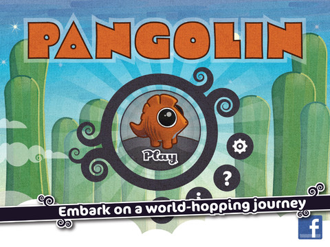 Get Bouncin' On Trampolines In The Superb Puzzle Platformer Pangolin