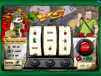 Spin To Win In King Cashing 2