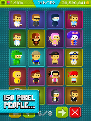 Pixel People Gets Lovely Valentine's Day Update Plus Cool Infographic