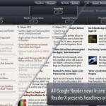 Innovative Google Reader App Reader X Reinvented With Version 2.0