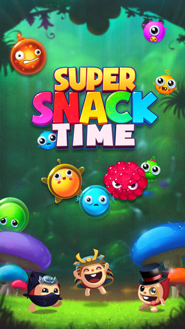 You No Longer Need 'Energy' In Order To Play Super Snack Time