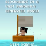 The Blockheads' First Major Update Brings New Items, Gameplay Tweaks And More