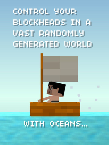 The Blockheads' First Major Update Brings New Items ...