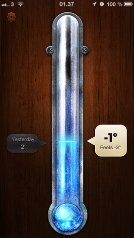 That's Hot: Pocket Thermometer App Thermo Gains Support For Themes