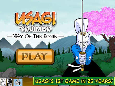 Fight As The Legendary Samurai Bunny In Usagi Yojimbo: Way Of The Ronin