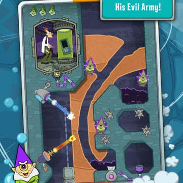 Where's My Perry? Update Adds New Agent P And Dr. Doofenshmirtz Levels