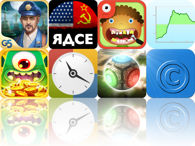Today's Apps Gone Free: Letters From Nowhere, Moon Race, Tiny Dentist And More