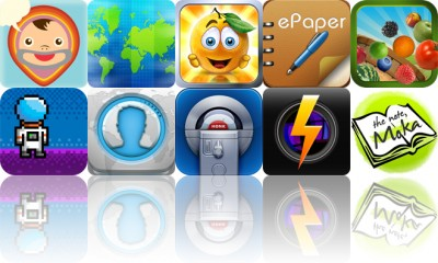 Today's Apps Gone Free: Cookie Next Door, Fog Of World, Cover Orange And More