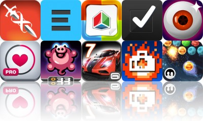 Today's Apps Gone Free: Infinity Blade, Echograph, Smart Office 2 And More