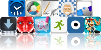 Today's Apps Gone Free: Smart Alarm Clock, aTimeLogger 2, PaperDesk And More