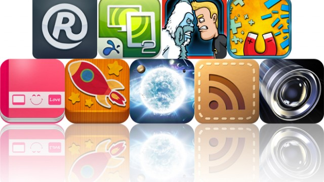Today's Apps Gone Free: Riposte, Splashtop 2, Burt Destruction And More