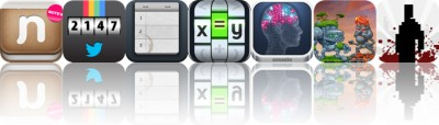 Today's Apps Gone Free: NOTE'd, Friend Check, MinuteTaker And More