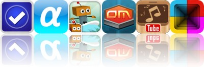 Today's Apps Gone Free: Primo Do, Twiggy, Robo Surf And More