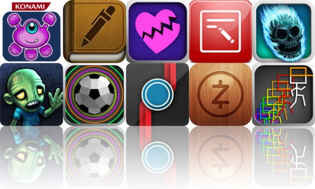 Today's Apps Gone Free: Boo Seeker, TopNotes Pro, Love Me Not And More