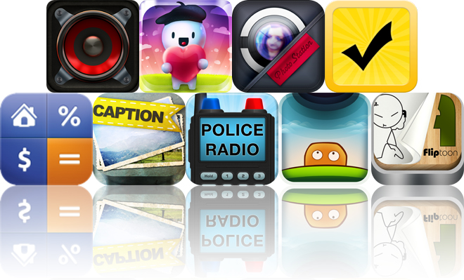 Today's Apps Gone Free: Pimp Your Sound, Draw Mania, PhotoStation And More
