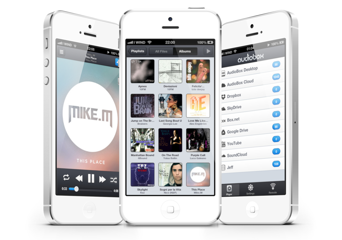 Audiobox All-In-One Music Streaming Service Arrives On iOS