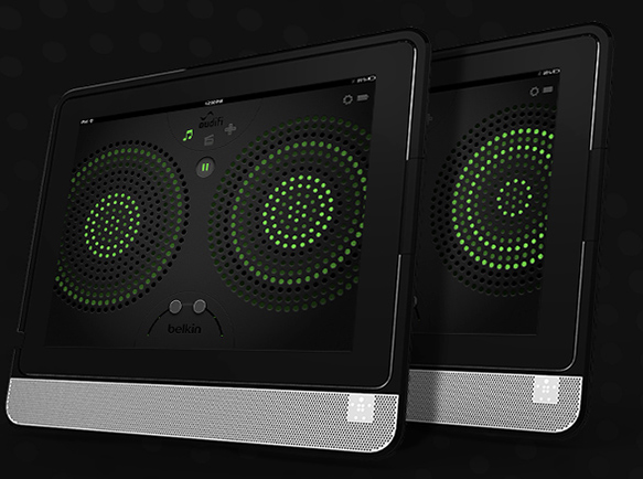 Macworld/iWorld 2013: Belkin's Thunderstorm Brings Immersive Sound To The iPad