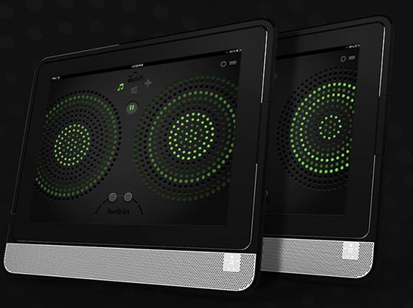 Macworld/iWorld 2013: Belkin's Thunderstorm Brings Immersive Sound To The iPad