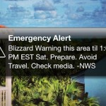 AT&T Leaves Some iPhone 5 Users Out In The Cold When It Comes To Weather Alerts