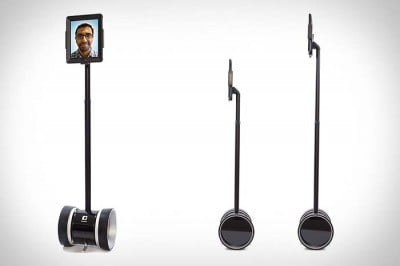 Macworld/iWorld 2013: Double Robotics iPad Stand Wins Best of Show