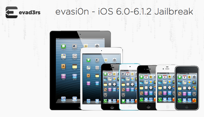 Version 1.4 Of Popular evasi0n Jailbreak Brings Support For Newly Released iOS 6.1.2