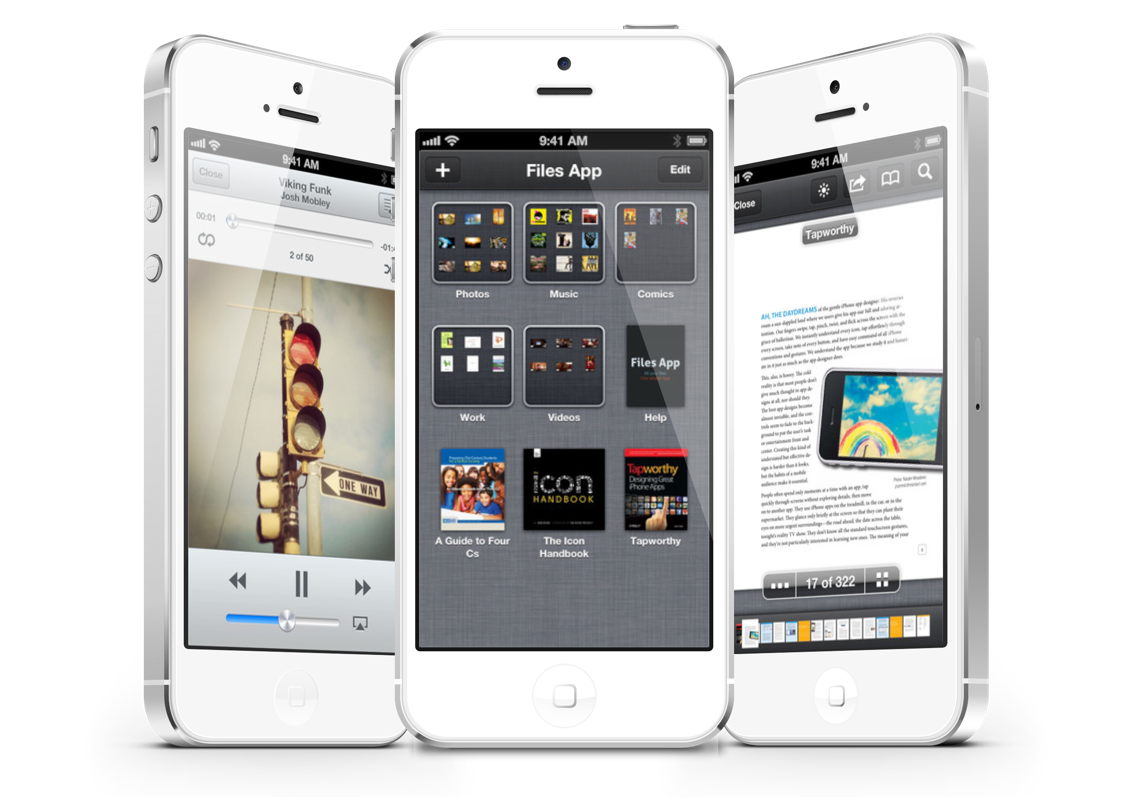 It's Like Finder For iOS: Files App Stores All Of Your Documents In One Location