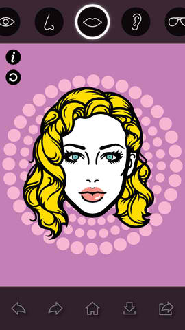 Make Faces With More Colors And Styles In Newly Updated iMadeFace