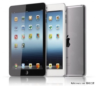Retina Display For iPad mini 2 Set For Production, Pixel Density Greater Than iPad 4