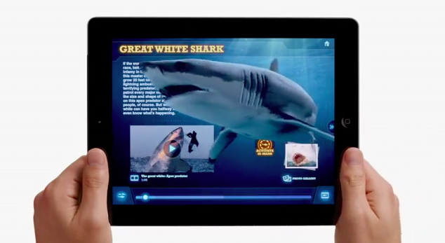 Apple Debuts New Wordplay-Heavy TV Ads To Highlight Variety Of Apps On iPad