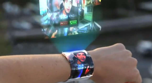 This Incredible Fake iWatch Ad Is A Holographic Dream Come True