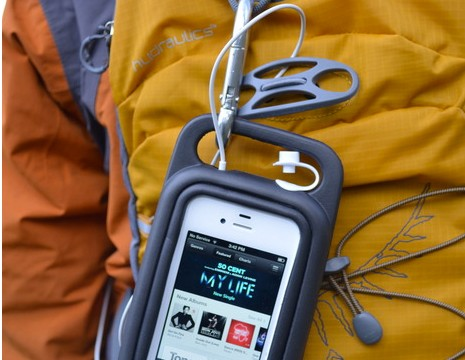 Watch As The mentalKase Protects An iPhone From A 6,000-Foot Drop
