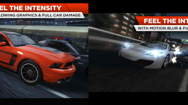 Updated: Get Need For Speed Most Wanted For iOS For Free