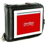 Macworld/iWorld 2013: Strotter's Platforma Messenger Bag Morphs Into A Portable Desk
