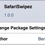 SafariSwipez Helps Improve Your Web Browsing Experience In Safari