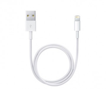 Apple Unveils Shorter Lightning Cable, Tweaked In-Ear Headphones With Mic
