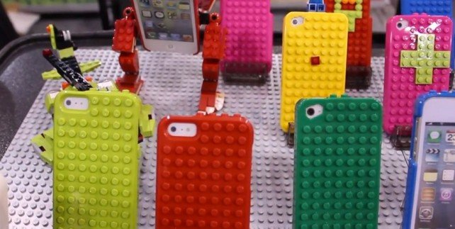 Belkin, LEGO Announce Partnership To Create Buildable iOS Device Cases