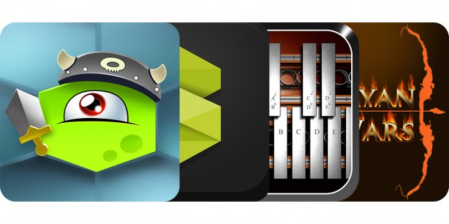 Today's Best Apps: Monsterra, Sync, Xylophones And Ramayan Wars